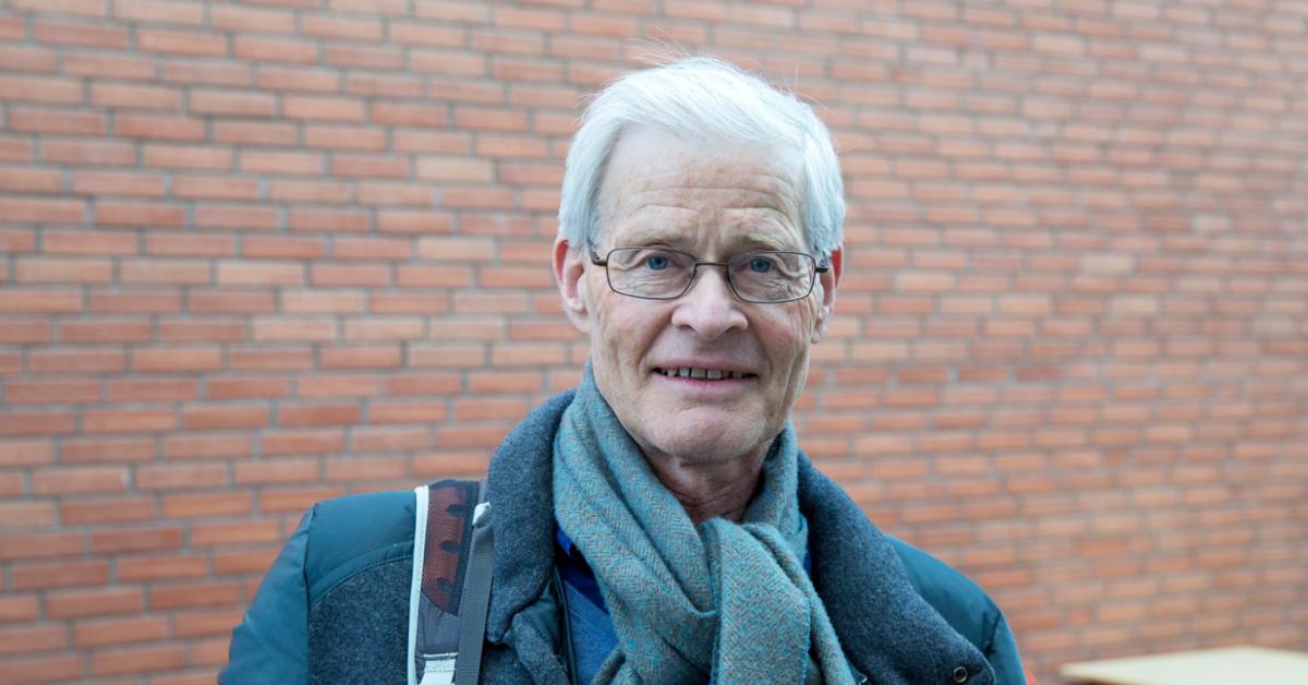 Per Brodal, professor in neuroanatomy on learning and the brain's plasticity