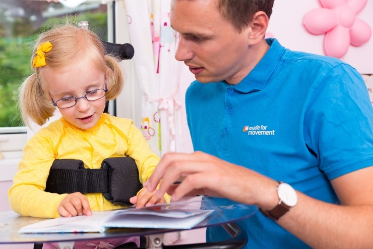 Questions to ask your physiotherapist about CP