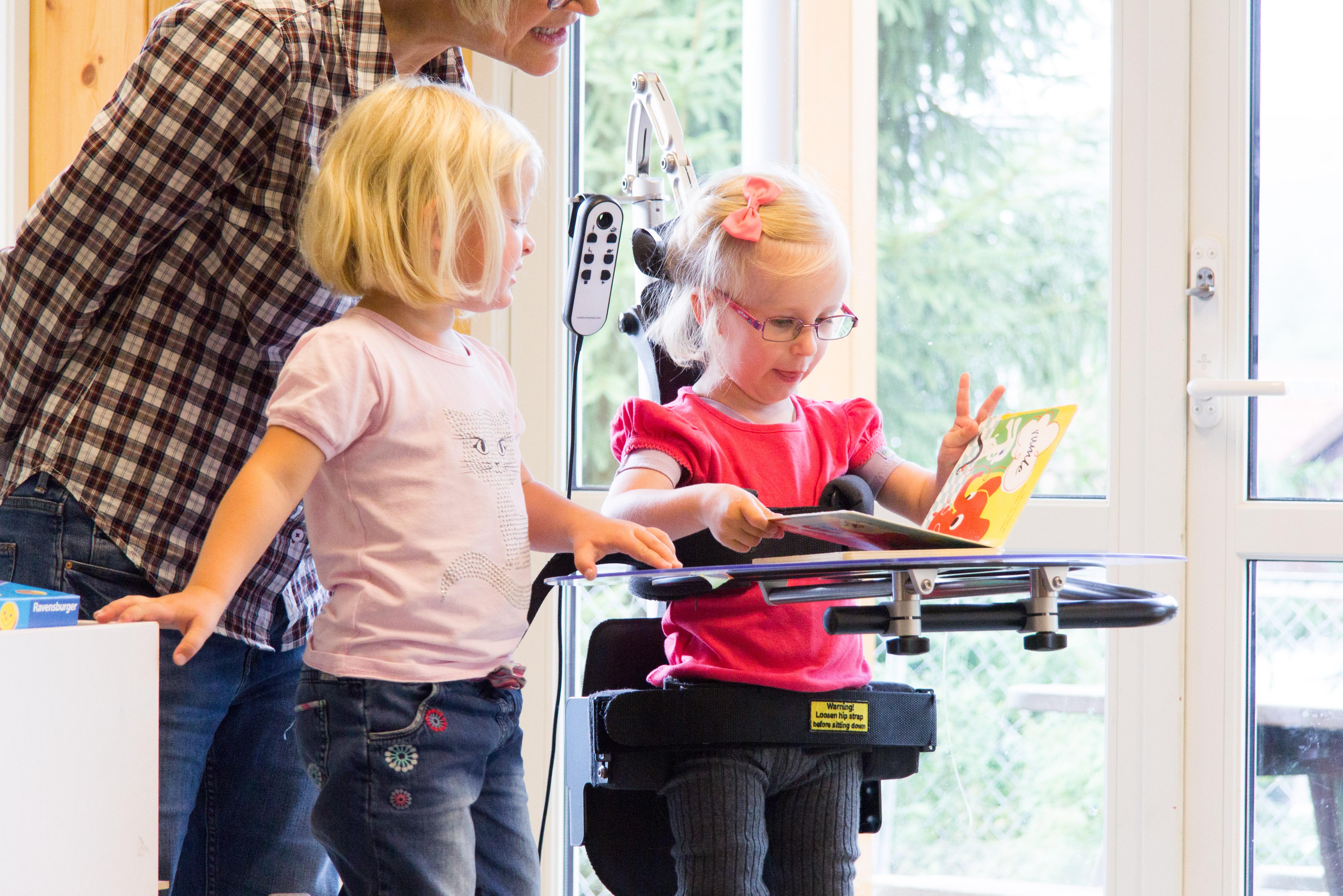 Pediatric Evaluation of Disability Inventory Computer Adaptive Test (PEDI-CAT)