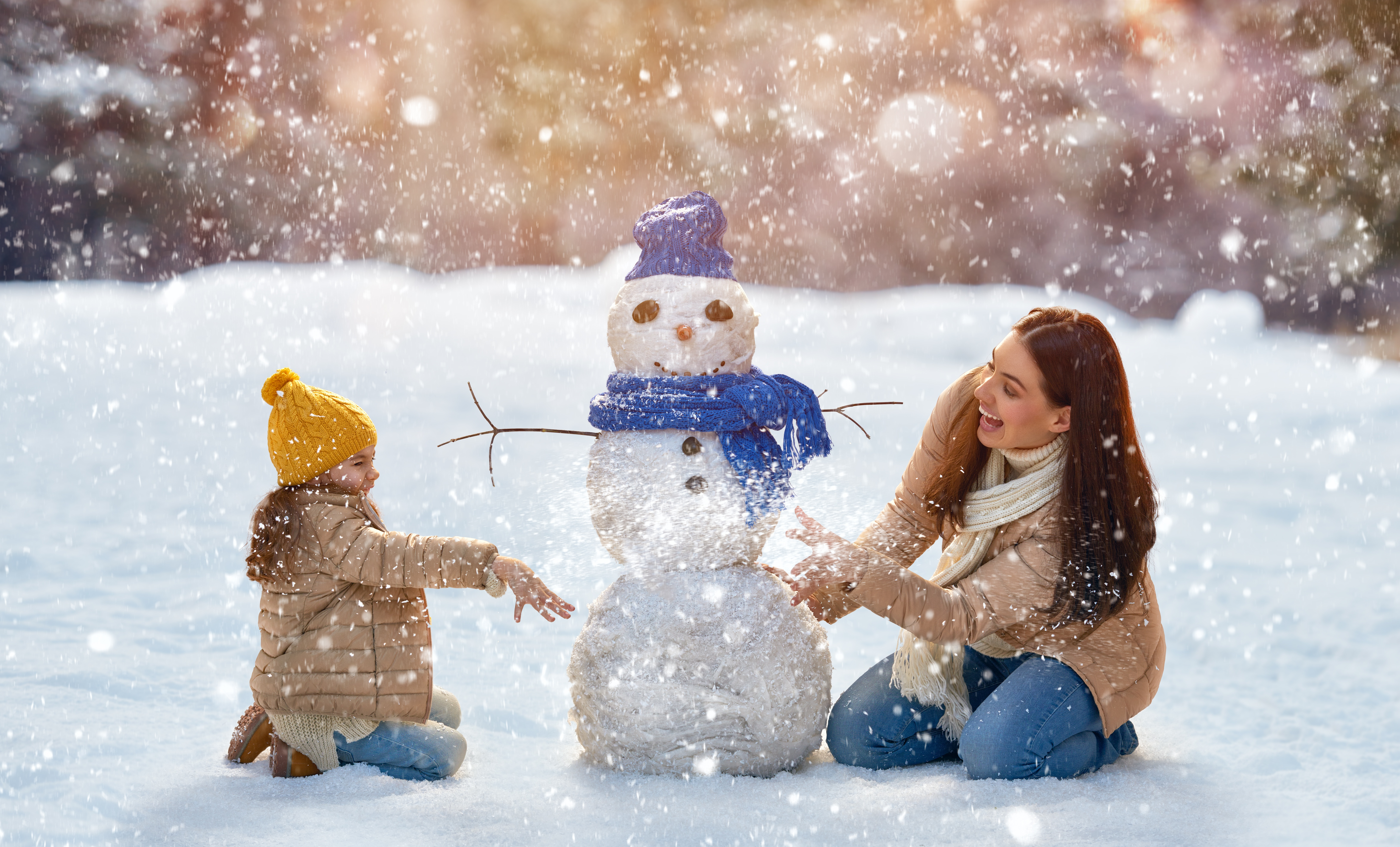 5 Fun Winter Activities for Children with Cerebral Palsy