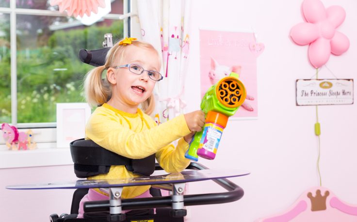 Games to play while standing in your assistive device