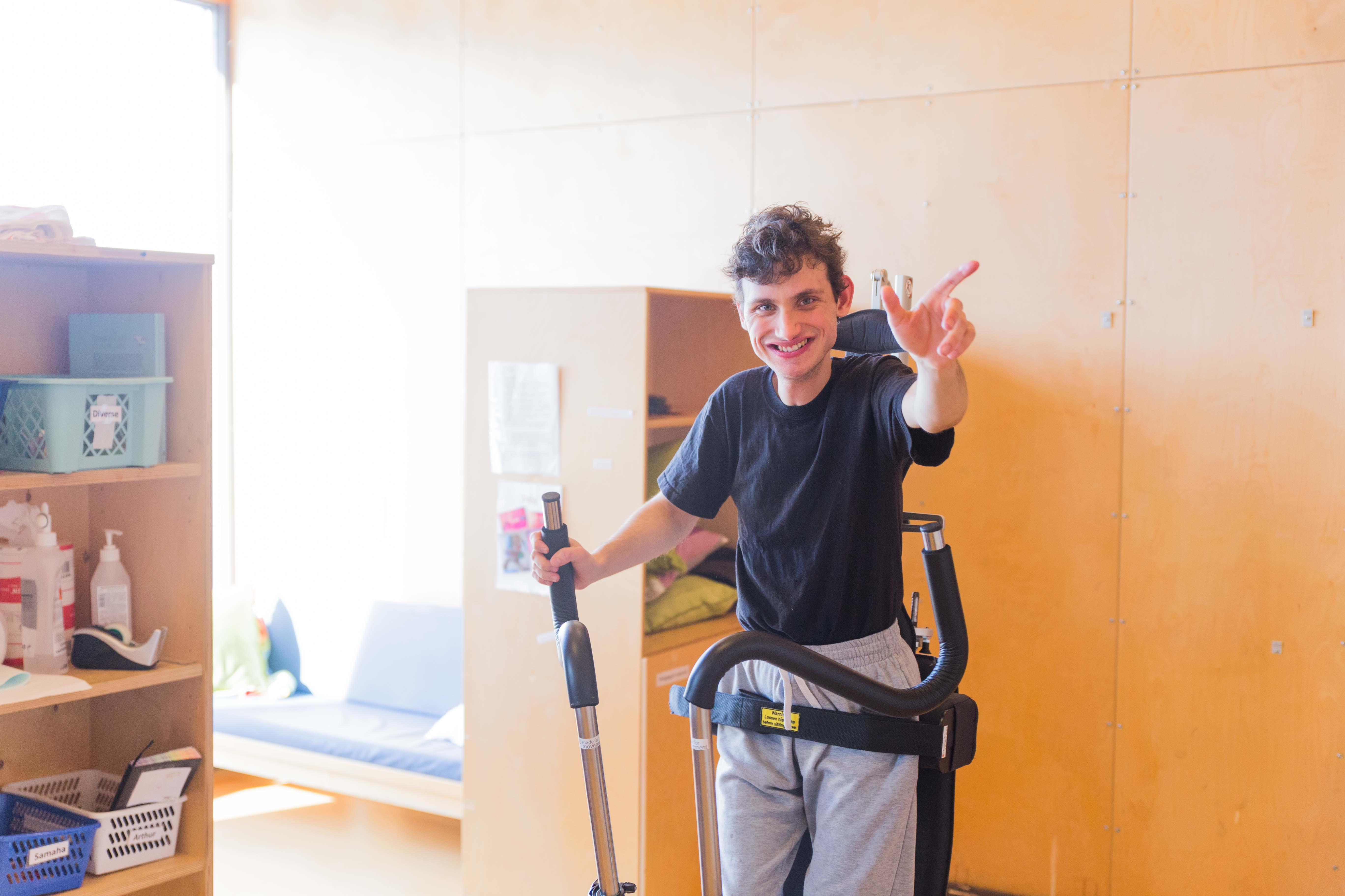 Physical Therapy for Adults with Cerebral Palsy
