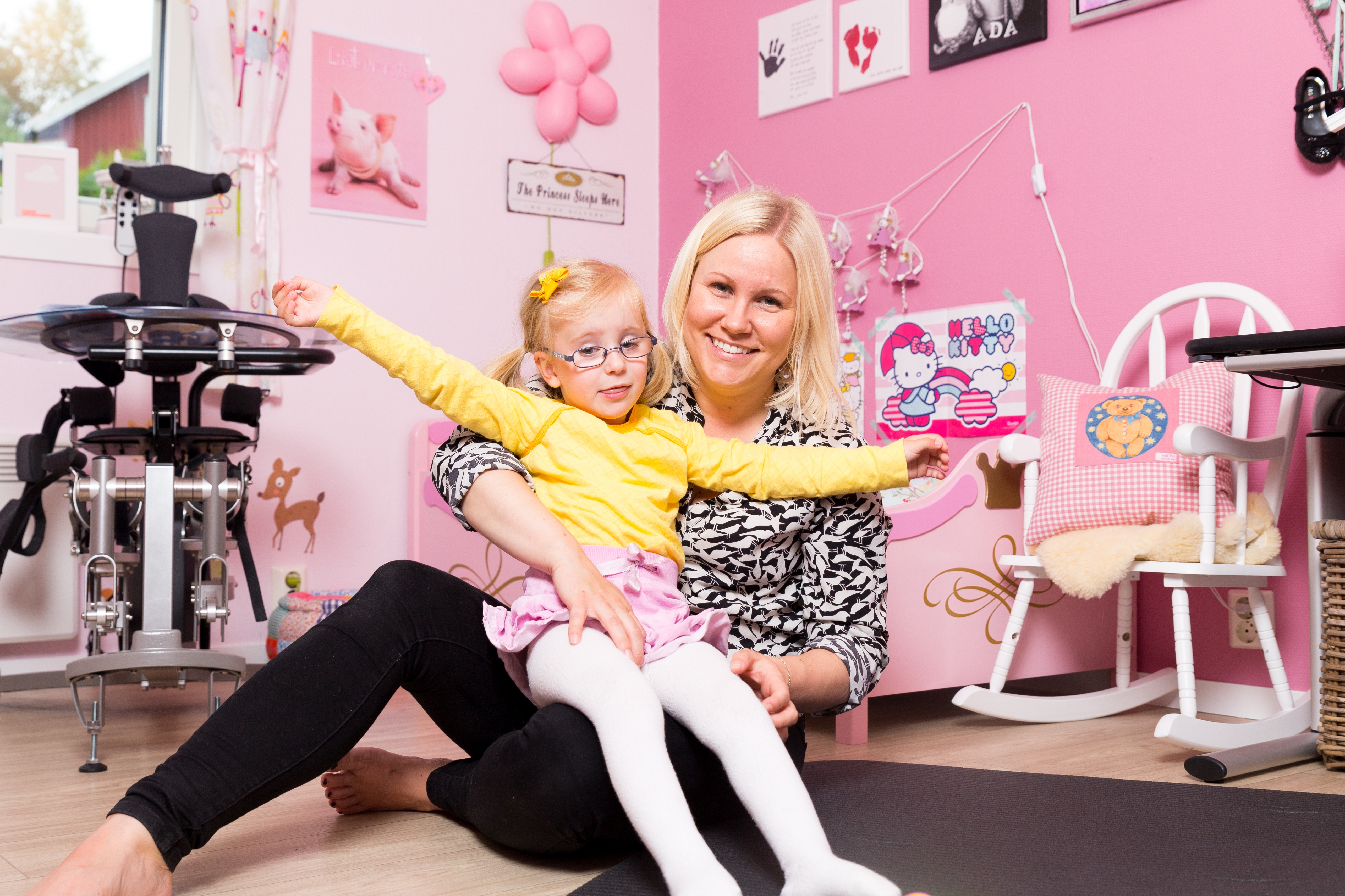 How To Adapt Your Home For a Child With Disabilities