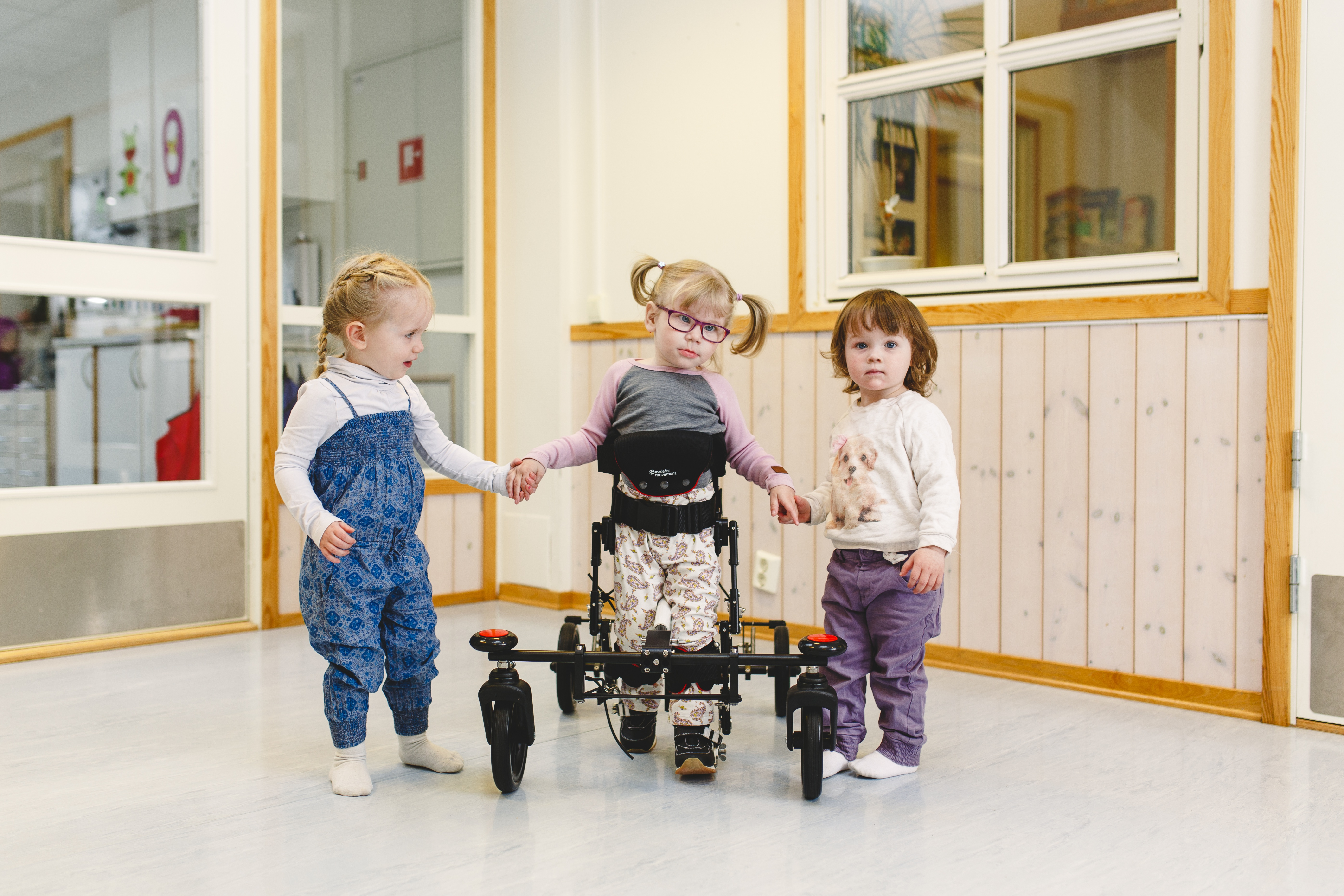 4 Benefits of Using the NF-Walker in Everyday Life